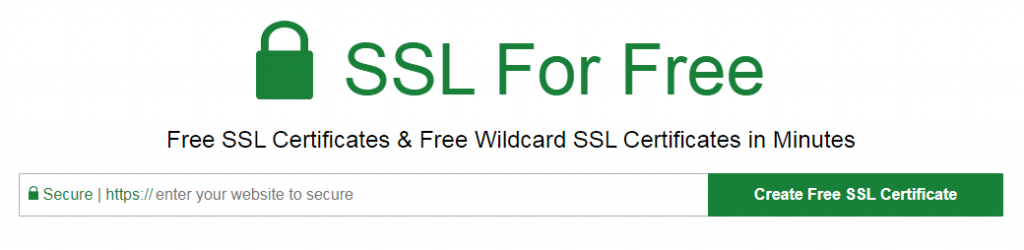 SSL For Free _ Step4